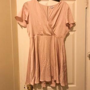 Express Pink Cocktail dress